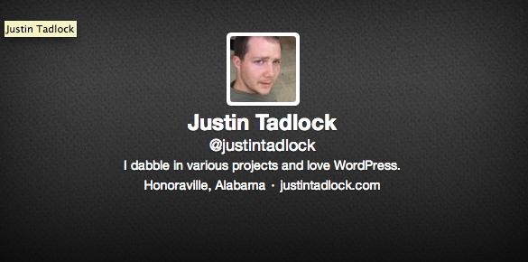 Justin Tadlock