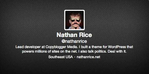 Nathan Rice