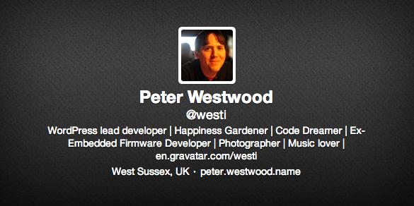 Peter Westwood